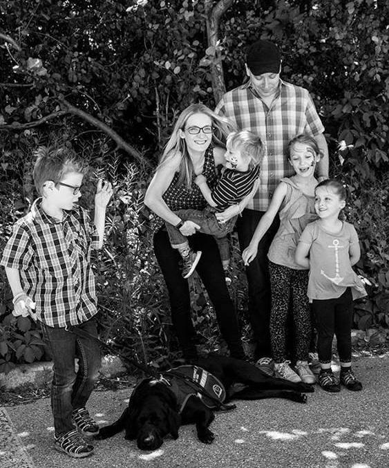 Amy Fee Family